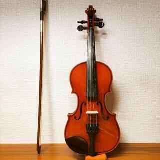 【良乾燥麗響】スズキ No.220 1/10 バイオリン 1974(ヴァイオリン)