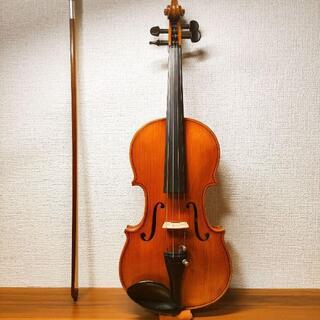 【良杢麗音】スズキ 1/2 No.520 バイオリン 1989(ヴァイオリン)