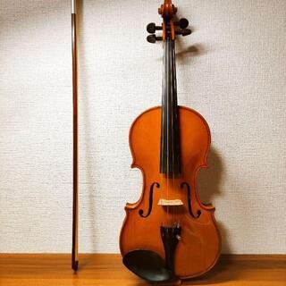 【天然杢良反響】スズキ No.330 3/4 バイオリン 1988(ヴァイオリン)
