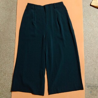 ユニクロ(UNIQLO)のユニクロ ガウチョパンツ キュロットスカート(その他)