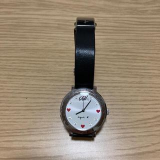 アニエスベー(agnes b.)の☆かおっぺ様専用☆アニエス・ベー 腕時計(腕時計)