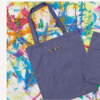 familiar - ファミリア 布製ショッピングバッグ