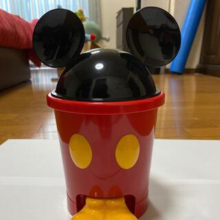 ミッキーマウス(ミッキーマウス)のミッキーのゴミ箱(ごみ箱)