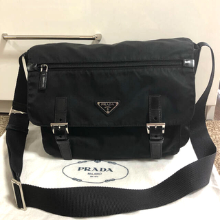 PRADA - PRADAメッセンジャーバッグ 正規品