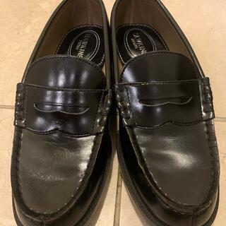 ホーキンス(HAWKINS)のローファー ホーキンス 24.5cm HAWKINS PRIMO ブラック 黒(ドレス/ビジネス)