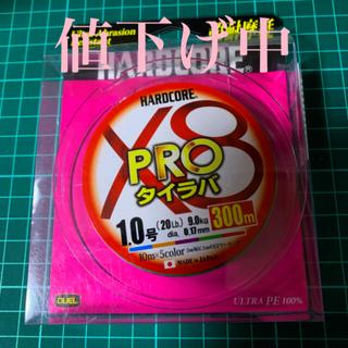 DUEL hardcore   X8 PROタイラバ 1号  300m