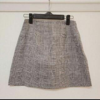 チェック ミニスカート Dholic Sサイズ(ミニスカート)