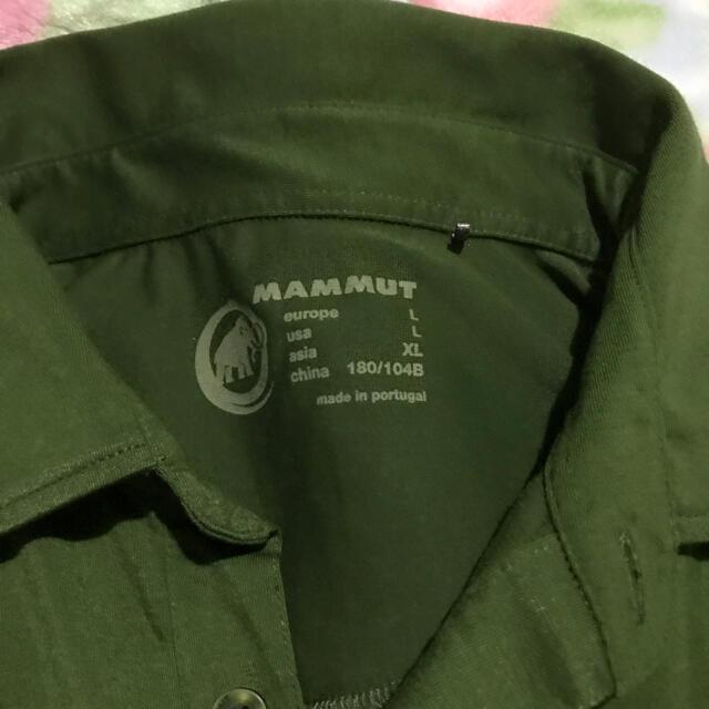 Mammut(マムート)のマムート ポロシャツ メンズのトップス(ポロシャツ)の商品写真