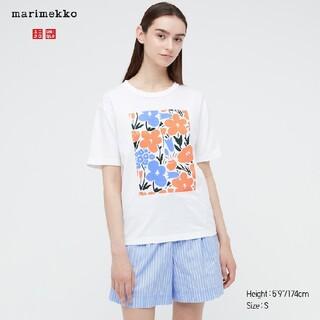 マリメッコ(marimekko)の海外限定!MarimekkoユニクロコラボTシャツ(Tシャツ(半袖/袖なし))