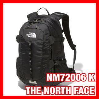 THE NORTH FACE - 国内正規品 ノースフェイス リュック ホットショット NM72006 K