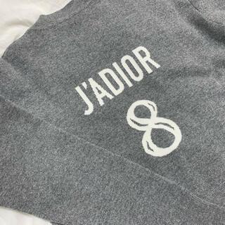 ディオール(Dior)のJ'ADIOR 8 ボクシーセーター(ニット/セーター)