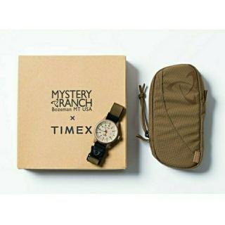 ミステリーランチ(MYSTERY RANCH)の【予約済】MYSTERY RANCH×TIMEX フィールドウォッチ2(腕時計(アナログ))
