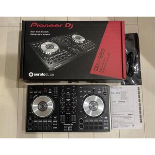 パイオニア(Pioneer)のPioneer DDJ-SB3(DJコントローラー)