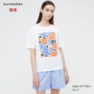 マリメッコ(marimekko)の海外限定MarimekkoユニクロコラボTシャツ(Tシャツ(半袖/袖なし))