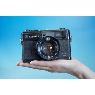 京セラ - 【上美品】 Yashica Electro 35 GS 人気ブラック 富岡レンズ