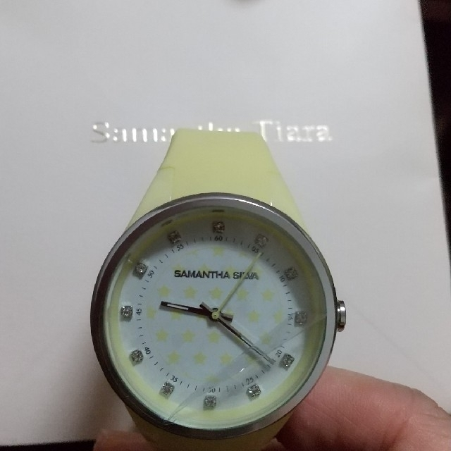 Samantha Silva(サマンサシルヴァ)のサマンサシルヴァ マリナーウォッチ スター レディースのファッション小物(腕時計)の商品写真