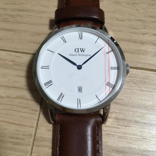 Daniel Wellington(ダニエルウェリントン)のDW00100087(1120DW)ダニエルウェリントン 腕時計 メンズの時計(腕時計(アナログ))の商品写真