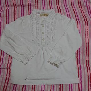 familiar - 長袖シャツ ファミリア