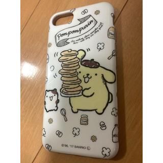 ポムポムプリン - サンリオ ポムポムプリン iPhone8ケース