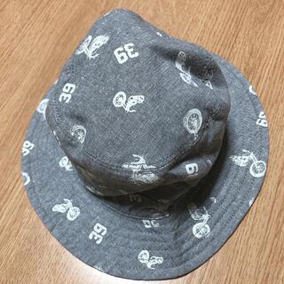 アンパサンド(ampersand)の新品未使用 ampersand 帽子 リバーシブル(帽子)