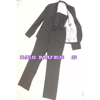 アオキ(AOKI)のAOKI 青木 LES MUES レミュー パンツスーツ セットアップ(スーツ)