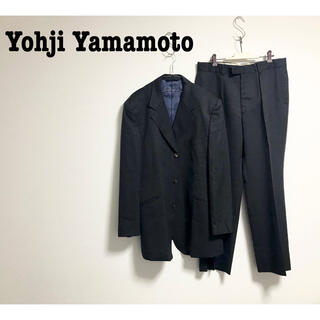 ヨウジヤマモト(Yohji Yamamoto)の古着 Yohji Yamamoto A.A.R セットアップ ジャケット モード(セットアップ)