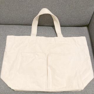 ムジルシリョウヒン(MUJI (無印良品))の無印良品 マイトートバッグ(横型)(トートバッグ)