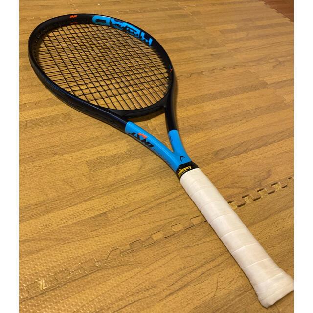 HEAD(ヘッド)のHEAD Instinct MP 360 ヘッド インスティンクト リバース スポーツ/アウトドアのテニス(ラケット)の商品写真