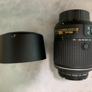 Nikon - NIKON AF-S DX 55-200mm VR II★超美品★