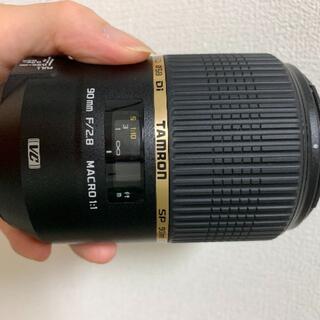 TAMRON - TAMRON 90mm F2.8 MACRO F004N(ニコンF用)★超美品★
