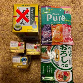 イトウエン(伊藤園)のITOENおーいお茶ぞっこん&mix他お楽しみセット❻まもなく処分致します(茶)