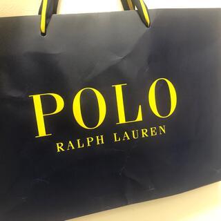 ポロラルフローレン(POLO RALPH LAUREN)のラルフローレン紙袋(ショップ袋)