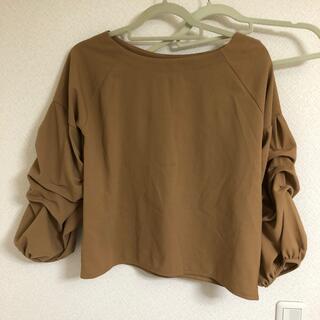 ナイスクラップ(NICE CLAUP)の七分袖Tシャツです。(Tシャツ(長袖/七分))