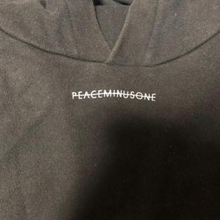 ピースマイナスワン(PEACEMINUSONE)のpeaceminusone(パーカー)