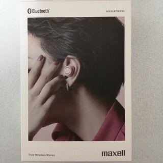 maxell - Bluetoothイヤホン maxell MXH-BTW500