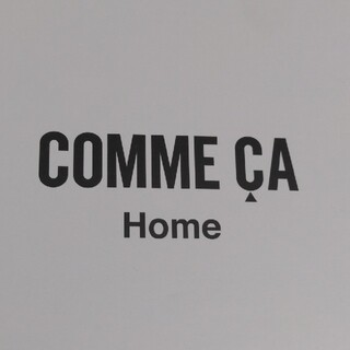 COMME CA ISM - COMME CA HOME★毛布ブラウン