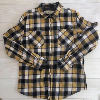 フォーエバートゥエンティーワン(FOREVER 21)のフォーエバー21  チェック柄 ネルシャツ(シャツ)