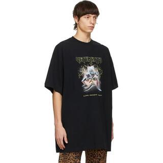 バレンシアガ(Balenciaga)のvetements バンドT(Tシャツ/カットソー(半袖/袖なし))