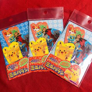 ポケモン(ポケモン)のポケットモンスター(ポケモン) ミニバラン 3袋セット(弁当用品)