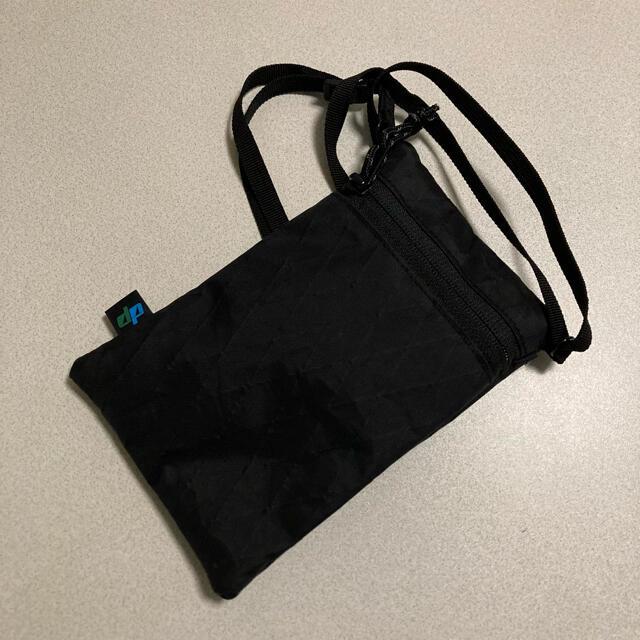 uniform experiment(ユニフォームエクスペリメント)のuniform experiment★ショルダーポーチ メンズのバッグ(ボディーバッグ)の商品写真