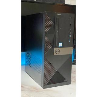 デル(DELL)のデスクトップPC DELL Vostro3668 core i5 第7世代モデル(デスクトップ型PC)