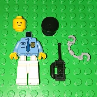 レゴ(Lego)の【新品】LEGO 警察官ポリスフィグ《K》レゴ ミニフィグアイテム(その他)