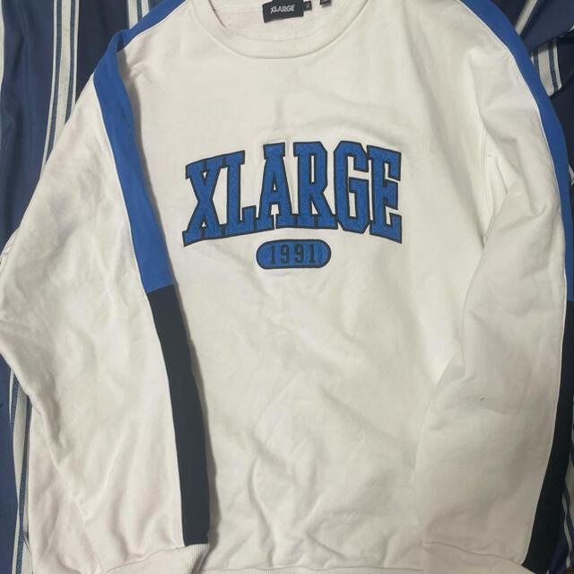 XLARGE(エクストララージ)のxlarge トレーナー メンズのトップス(スウェット)の商品写真