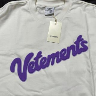 バレンシアガ(Balenciaga)のVETEMENTS Tシャツ (Tシャツ/カットソー(半袖/袖なし))