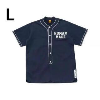 HUMAN MADE BASEBALL SHIRT L(シャツ)