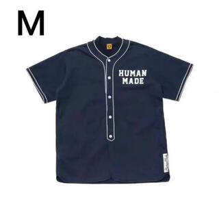 HUMAN MADE BASEBALL SHIRT M(シャツ)