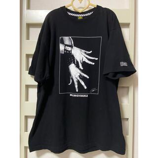 ローリングクレイドル(ROLLING CRADLE)のWWE 中邑真輔×ROLLING CRADLE Tシャツ (格闘技/プロレス)