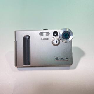 カシオ(CASIO)のCASIO EXILIM CARD EX-M1 デジタルカメラ(コンパクトデジタルカメラ)