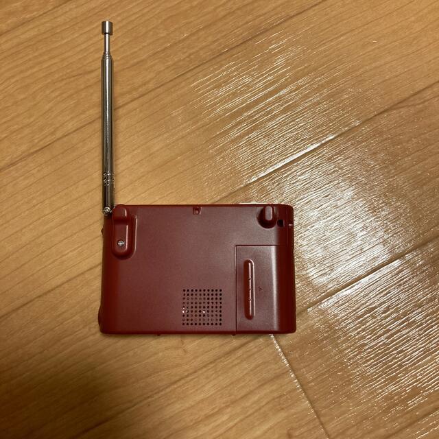 SONY(ソニー)のicf-51 動作確認済み スマホ/家電/カメラのオーディオ機器(ラジオ)の商品写真