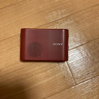 ソニー(SONY)のicf-51 動作確認済み(ラジオ)